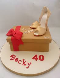 christian louboutin shoe box and shoes birthday cake susie u0027s cakes