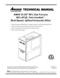 gmh8 furnace thermostat wiring diagram goodman ghs8