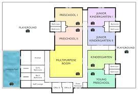 Kindergarten Floor Plan Layout   kindergarten school floor plan home ideas 2016