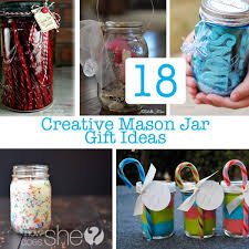18 creative diy jar gifts great gift ideas