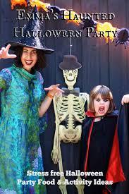 emma u0027s haunted halloween party stress free halloween party food
