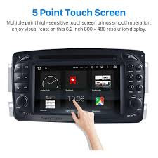 aftermarket android 7 1 gps navigation system for 2000 2005