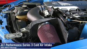ford mustang cold air intake mustang jlt performance series 3 cold air intake 05 09 gt review