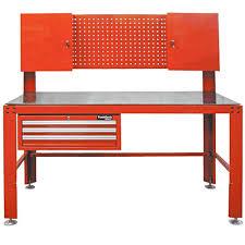 Industrial Work Table by Wb59 F Tradetools Steel Workstation Work Bench 3dr Workshop