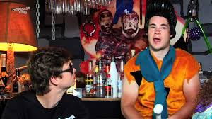 workaholics the guide to trick or treating on complex