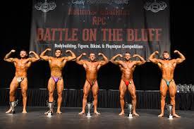 steve murphy 2017 npc battle of the bluff muscle potential