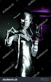 League Legends Halloween Costume Halloween Costume Black Demon Cosplay Costume Stock Photo