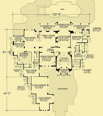 Luxury Homes Plans Floor Plans 253 Best House Plans Images On Pinterest Architectural House