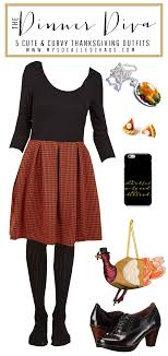 thanksgiving 5 curvy to wear to dinner