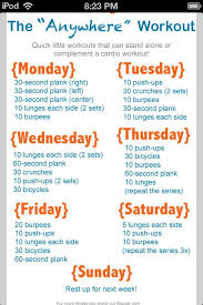 At Home Workout Plans For Women | go after your goal to exercise more here s how weekly workout