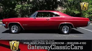 1965 chevrolet impala ss gateway classic cars philadelphia 123