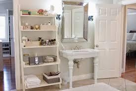 Behind Bathroom Door Storage Simple Solution Instant Hidden Storage Simply Organized