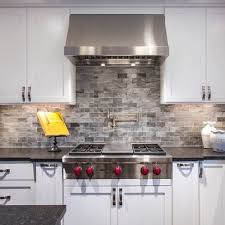 kitchen cute gray stone kitchen backsplash grey backsplashes