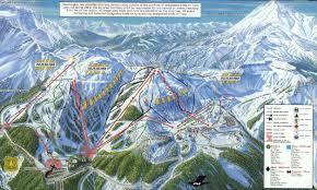 Mt Washington Map by Mt Baker Ski Area Skimap Org