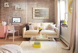 Shabby Chic Style Beige Living by Going Shabby Chic Trendy Manhattan Triplex Shows You How