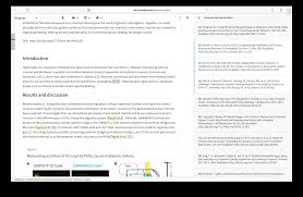 scientific paper writing software produce a scientific paper with lens writer michael aufreiter your citations are automatically labelled according to a chosen citation style we use the citation style language and citeproc js to generate those labels