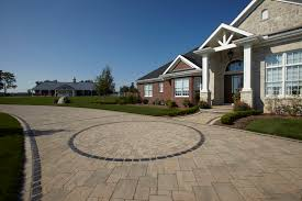 Unilock Suppliers Benson Stone Co Paving Brick For Patios And Driveways
