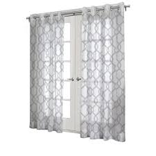 Moroccan Print Curtains Curtain Kate Spade New York Harbour Stripe Shower Gray Moroccan