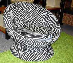 Zebra Dining Chair Covers Zebra Print Chair Zebra Print Chair Cover Zebra Print Chair Cover