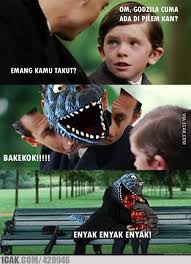 Finding Neverland Meme - finding neverland godzilla 1cak for fun only
