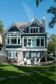 lakefront home plans modern house plans award winning lakefront plan small home amazing