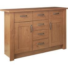 Beech Effect Sideboard Results For Sideboards In Home And Garden Living Room Furniture