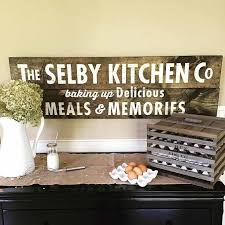 kitchen craft ideas best 25 vintage kitchen signs ideas on vintage wood