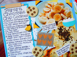 scrapbooking cuisine food scrapbooking ate by ate