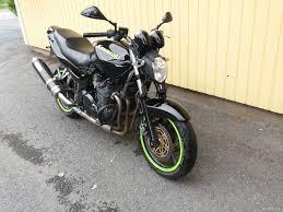 kawasaki zr 7 huippu yksilö 750 cm 2002 vaasa motorcycle