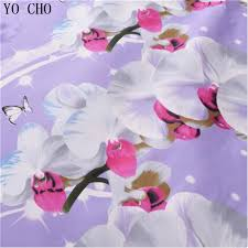 Orchid Shower Curtain Orchid Pink Picture More Detailed Picture About Polyester Fabric