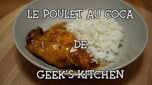 coca recette cuisine recette du 5 le poulet au coca au cookeo