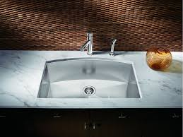 Why The Stainless Undermount Kitchen Sink Is So Popular Home - Funky kitchen sinks