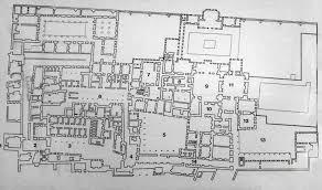 palace place floor plans file plan harem topkapi palace istanbul jpg wikimedia commons