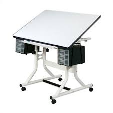 Drafting Table With Computer Alvin And Co Craftmaster Wood Drafting Table U0026 Reviews Wayfair