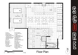 restaurant floor plans sumptuous design inspiration 14 sports bar floor plan commercial