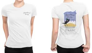 women u0027s blackbird bakery t shirt