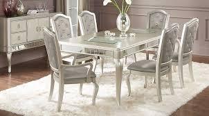 dining room sets ebay silver dining sets ebay awesome silver dining room sets home