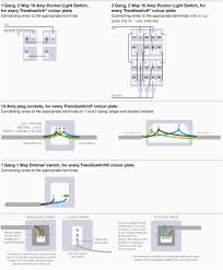 awesome dual switch wiring diagram images for image wire tearing