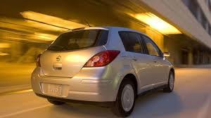 nissan tiida hatchback 2005 2007 nissan versa hatchback and sedan announced motor1 com photos