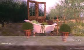 Bathtub Planter 22769 Bauwerk U2013 Bathtub Garden Planter Set Love To Decorate Sl