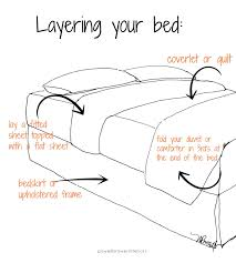 how to layer a bed powell brower at home how to create a beautiful bed