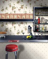 papier peint lutece cuisine davaus decoration cuisine tapisserie avec des idées