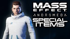 mass effect andromeda all special edition bonus items weapons