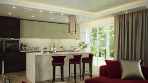 decorations kitchen with elegant appearance with corner