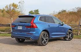xc60 r design suv review 2018 volvo xc60 r design driving