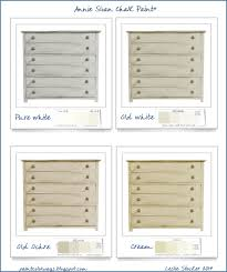 colorways annie sloan chalk paint color options for chest of