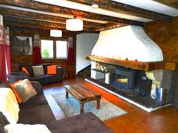 Ski Chalet Interior Catered Ski Chalet Holidays In Chatel Portes Du Soleil