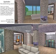 The Sims 2 Kitchen And Bath Interior Design Mod The Sims Split Level On A Sloped Lot With 4 Bedrooms And