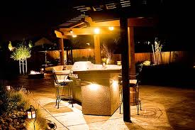 Garden Patio Lighting Best Terrace Lighting Ideas Garden Patio Design With Beautiful