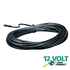 luxform 15m spt1 main cable with plug luxform low voltage garden lighting the garden bbq centre keen gardener